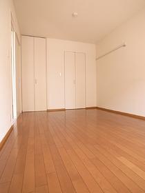 洋室7.5帖は寝室としても使えます!
