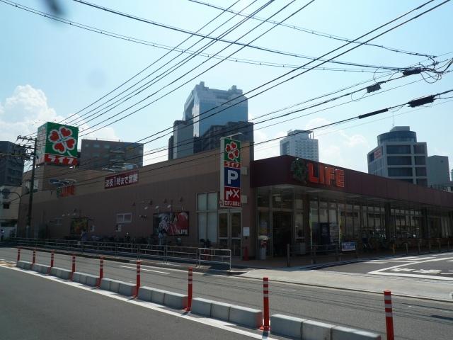 ライフ大淀中店