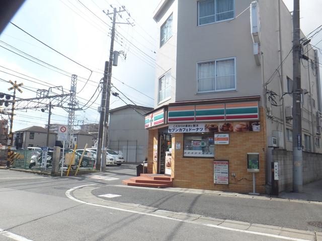 セブンイレブン京成津田沼駅前店