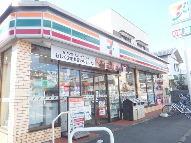 セブンイレブン津田沼店