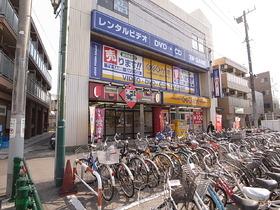 ゲオ京成大久保店