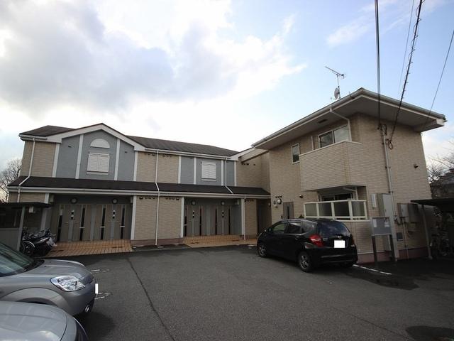 神戸市北区道場町 道場の賃貸アパート