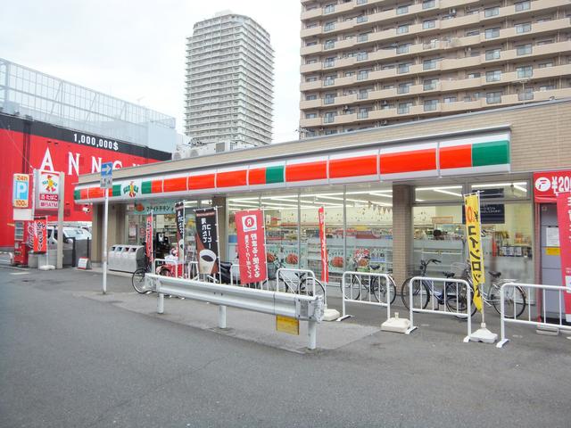 サンクスJR船橋駅東店