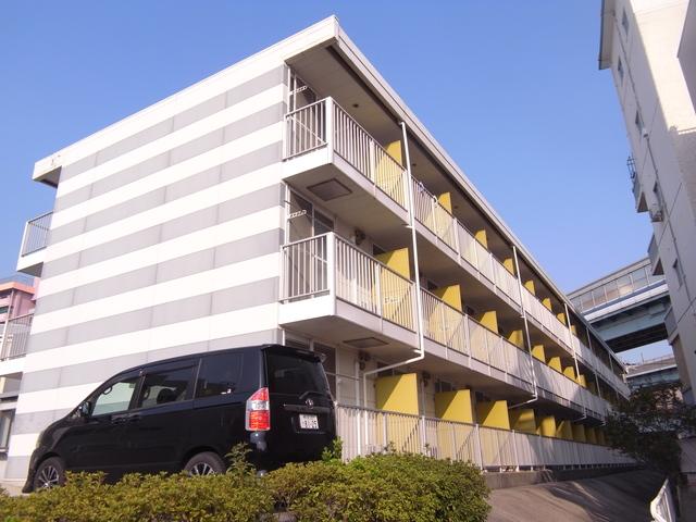神戸市兵庫区駅南通4丁目の賃貸アパート