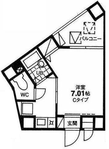 「富ヶ谷スカイブルーマンション」画像2