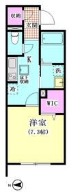 Parc萩 105号室