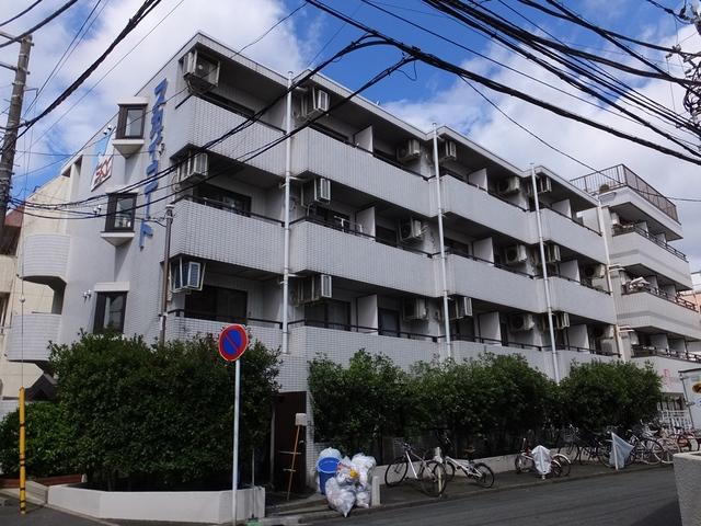 スカイコート武蔵小杉第4外観