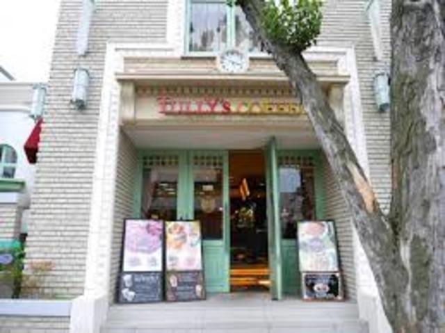 タリーズコーヒー神戸北野坂店