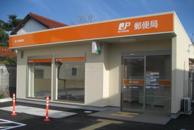 西ヶ原四郵便局