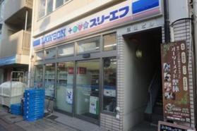 ローソンスリーエフ天王町駅前店
