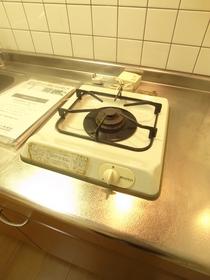 お料理するならガスキッチン