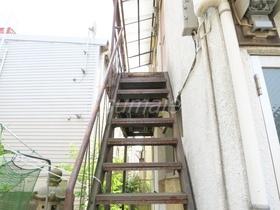 二階に行く階段です!!