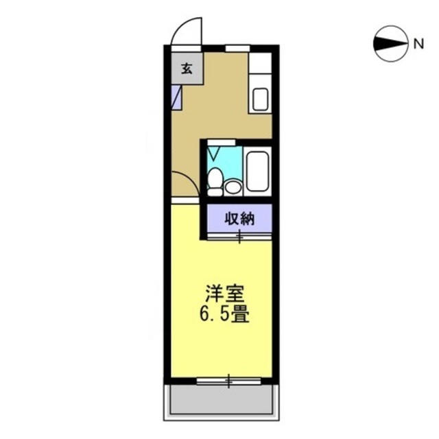 K/洋6.5帖