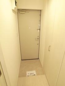 玄関から清潔感プンプンです!