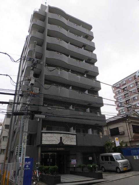 スカイコート横浜駅西口外観
