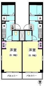 スノーベル戸越銀座ネクスト 301号室