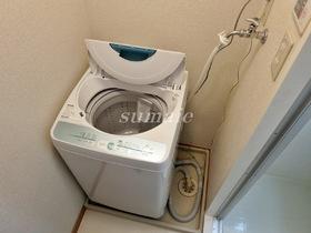洗濯機もあります♪
