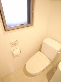 トイレもキレイに清掃済みです♪