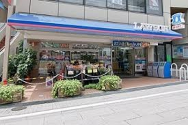 ローソン神戸岡本坂店