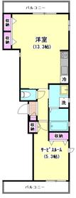 メゾンK  仮)西糀谷1丁目メゾン 201号室
