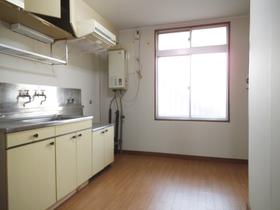 キッチンにも窓があります!