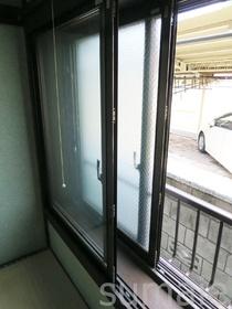 2重窓です!