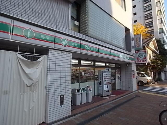 ローソンストア100神戸多聞通店