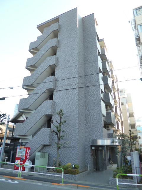 スカイコート文京小石川の外観画像