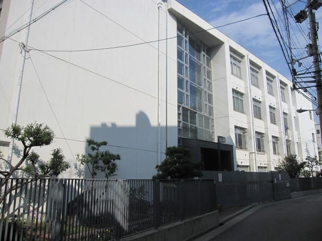 大阪市立下福島中学校