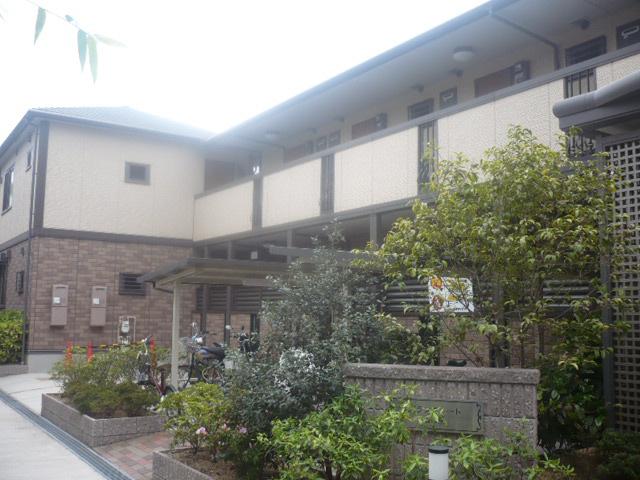 神戸市兵庫区松原通2丁目の賃貸アパート