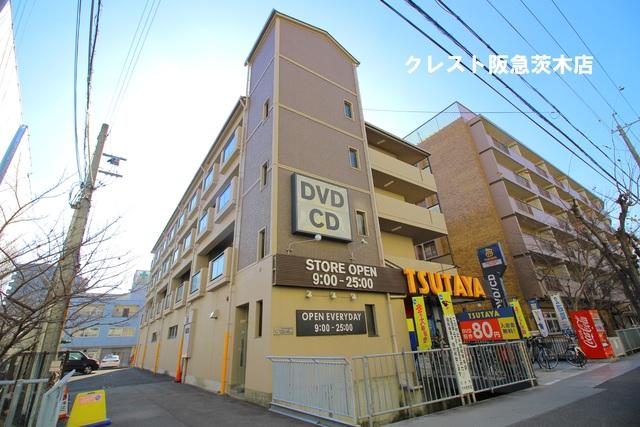 大阪府茨木市東奈良の賃貸マンションの外観