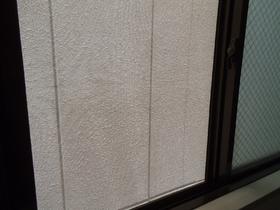 窓からの眺めです。
