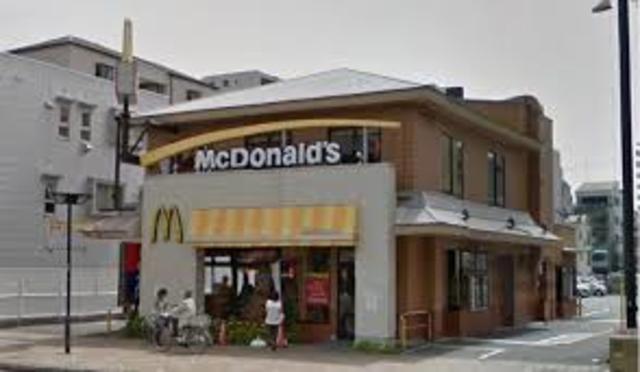 マクドナルド神戸大開通店
