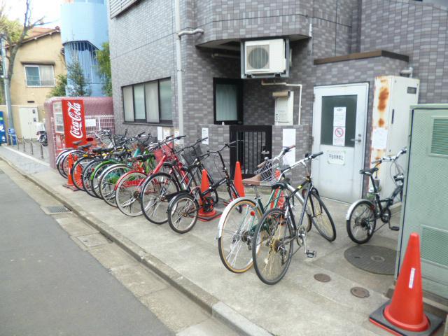 スカイコート高田馬場第3駐車場
