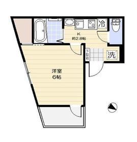 ミルキーハウス 203号室