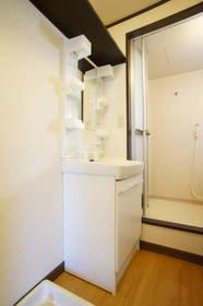 シャンプードレッサー付の洗面化粧台