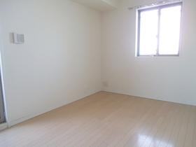 6帖の洋室です!バルコニーに面したお部屋です!