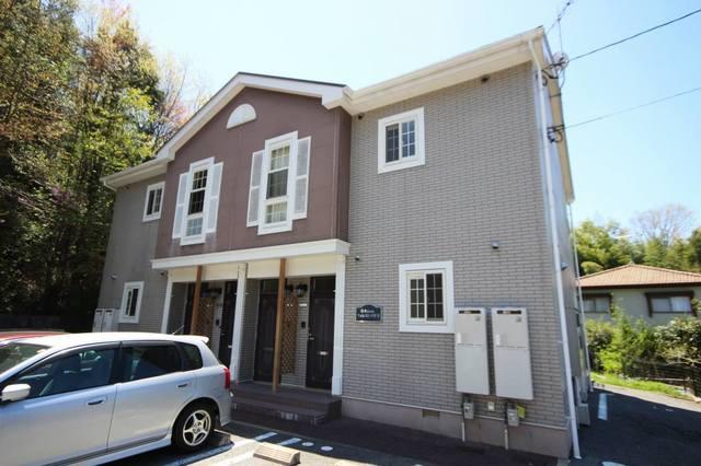 神戸市北区有野町 唐櫃の賃貸アパート