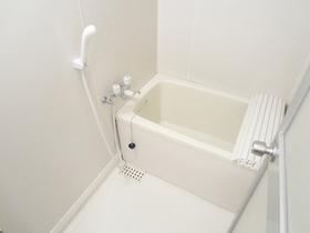 キレイな独立バスルーム!