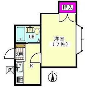 プティーコーポ 103号室