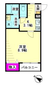 シエール羽田参番館 103号室
