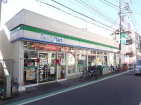 ファミリーマート下総中山駅南口店