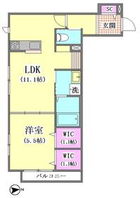 仮)仲六郷1丁目メゾン 203号室