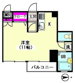 ステラK 4C号室