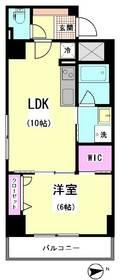 IZM戸越 1104号室