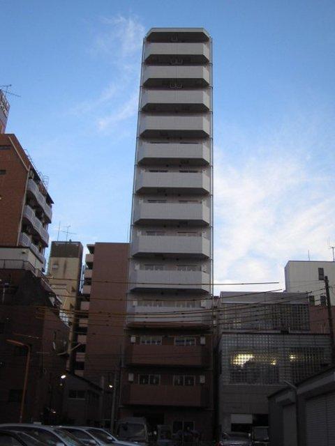 スカイコート錦糸町第2の外観画像