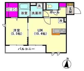 メゾンSHU 306号室