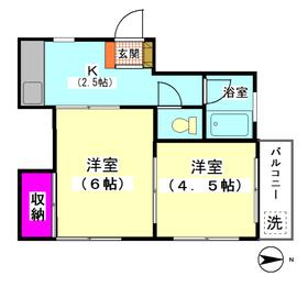 RMコーポ 201号室