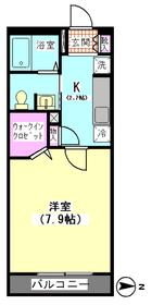 カミーリア 203号室