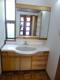 1階独立洗面台